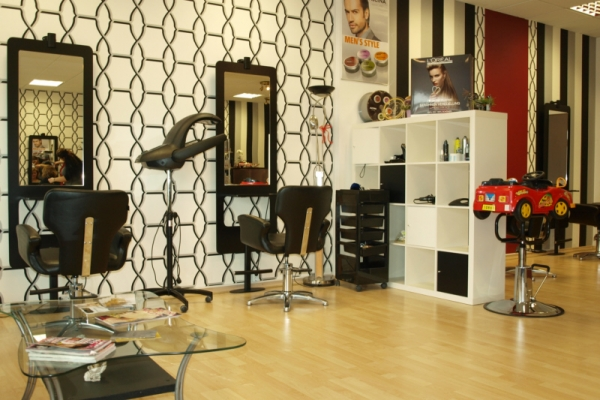 Ayseshair sensation Ansicht Friseurladen